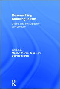 Researching Multilingualism