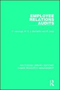 Employee Relations Audits