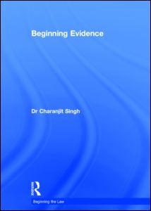 Beginning Evidence