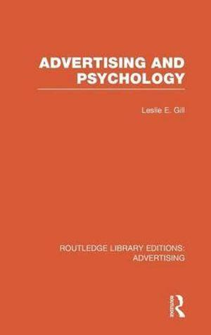 Advertising and Psychology (RLE Advertising)