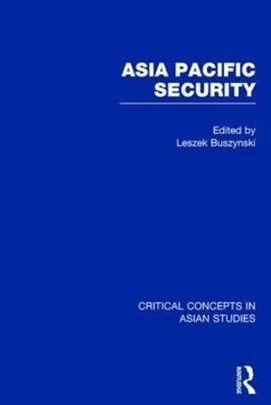 Asia Pacific Security