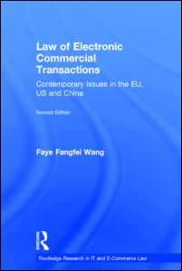 Law of Electronic Commercial Transactions