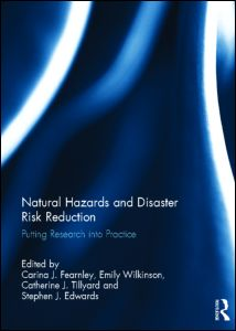 Natural Hazards and Disaster Risk Reduction