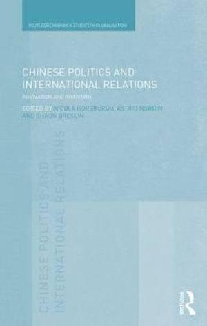 Chinese Politics and International Relations