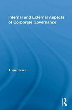 Internal and External Aspects of Corporate Governance