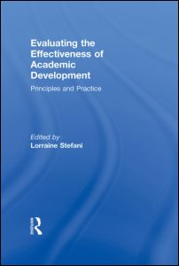 Evaluating the Effectiveness of Academic Development