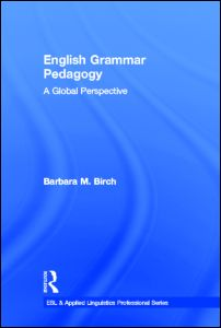 English Grammar Pedagogy