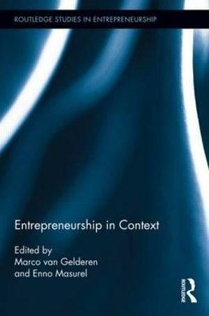 Entrepreneurship in Context