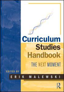 Curriculum Studies Handbook - The Next Moment