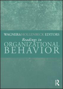 Readings in Organizational Behavior
