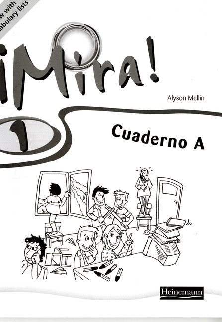 Mira! 1 Workbook A (Pack of 8)