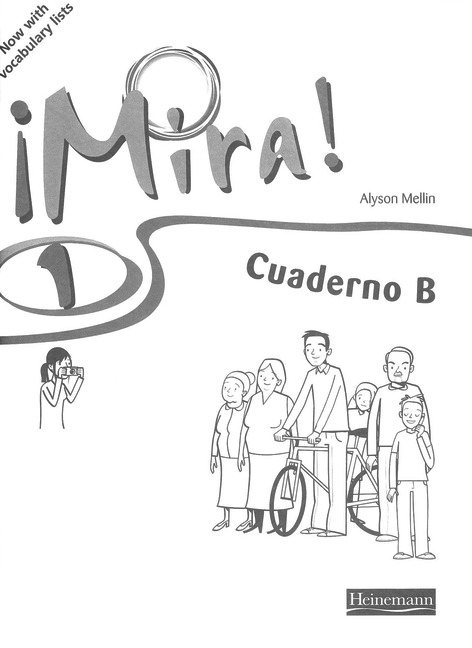 Mira! 1 Workbook B (Pack of 8)