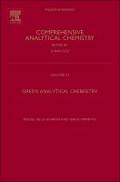 Green Analytical Chemistry, Volume 57