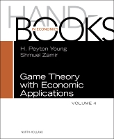 Handbook of Game Theory with Economic Applications, Vol 4