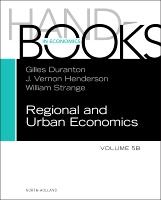 Handbook of Regional and Urban Economics, vol. 5B