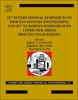 25tc European Symposium on Computer Aided Process Engineering, Vol 37