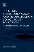 Solution Thermodynamics and its Application to Aqueous Solutions: A Differential Approach