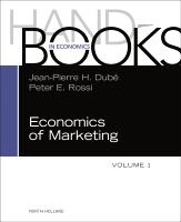Handbook of the Economics of Marketing vol. 1: Marketing and Economics