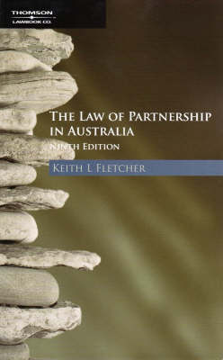 Law of Pt.nership in Aust 9th Ed.