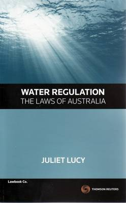 Water Regulation - The Laws of Aust