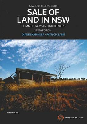 Sale of Land in NSW: Comm&Materials 5e