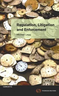 Regulation Litigation&Enforcement 1e