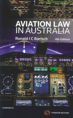 Aviation Law in Australia 4e