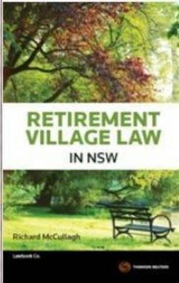 Retirement Village Law in NSW