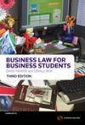 Business Law for Business Students 3e