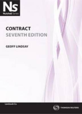 Nutshell: Contract Law 7th