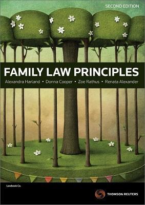 Family Law Principles 2e