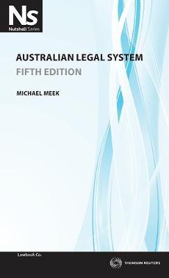 Nutshell: Australian Legal System 5e