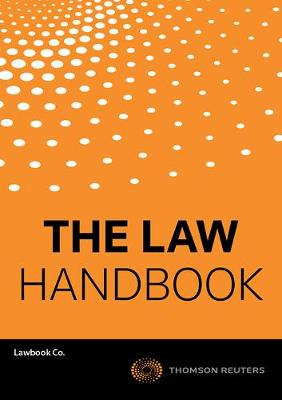The Law Handbook 13e