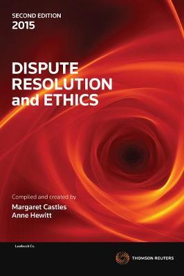 Dispute Resolution and Ethics 2e