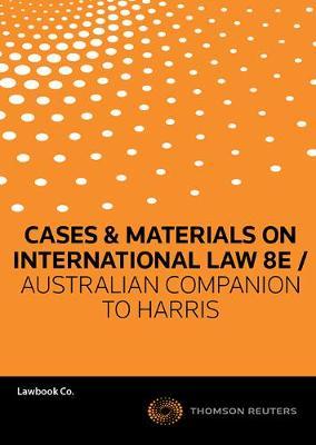 Cases& Intl Law 8e/Comp AU Intl Law e