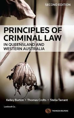 Principles of Crim Law Qld WA 2e