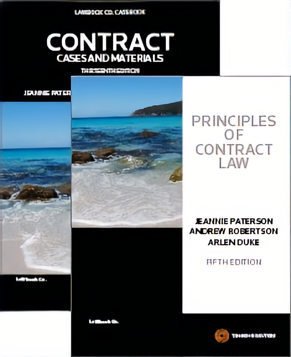 Contract:Case&Mat 13e/Pri of Contract 5e