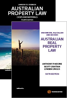 Aust Real Property Law 6e / Aust Property Law: C and M