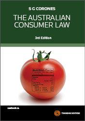 Australian Consumer Law 3e