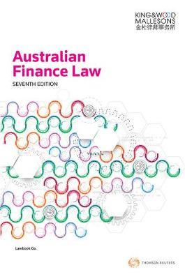Australian Finance Law 7e