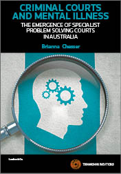 Criminal Courts and Mental Illness