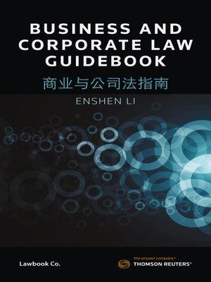 Business & Corp Law Guidebook