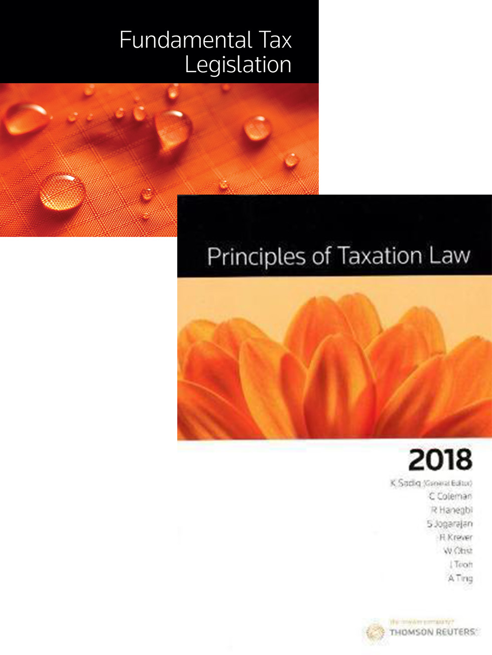 Tax Kit 2 2018 (Fundamental Tax Legislation 2018/ Principles of Taxation Law 2018)