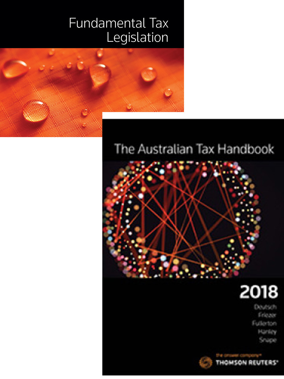 Tax Kit 1 2018 (Fundamental Tax Legislation 2018/ Australian Tax Handbook 2018)