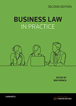 Business Law in Practice 2e
