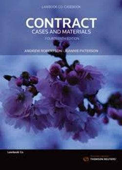 Contract: Cases & Materials 14e