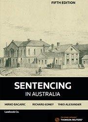 Sentencing in Australia