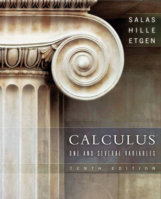 Calculus: One and Several Variables 10e + WileyPLUS Registration Card