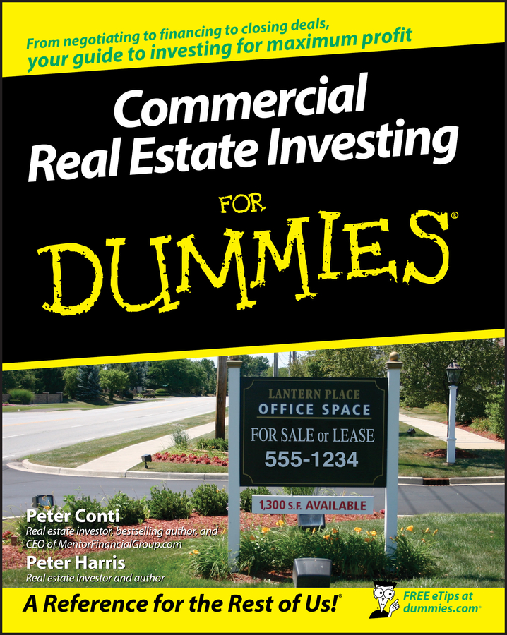 Commercial Real Estate Investing For Dummies