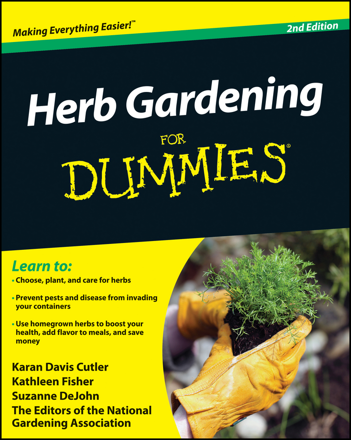 Herb Gardening For Dummies